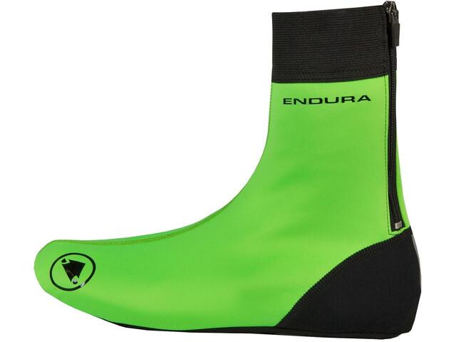 Endura Windchill Over Shoes Men, neon green